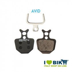 Pair BRN organic pads AVID - Formula Oro for disc brakes bike shop