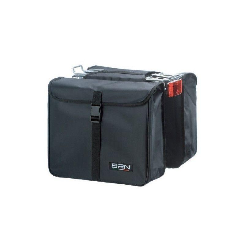 big black bag Bags BRN - 1