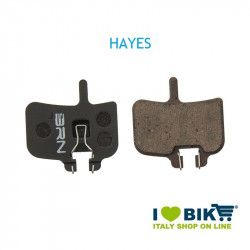 Pair BRN organic pads Hayes Hydraulic - mechanical for disc brakes bike shop