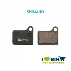 Pair BRN organic pads Shimano - DEORE M555/Nexave for disc brakes bike shop