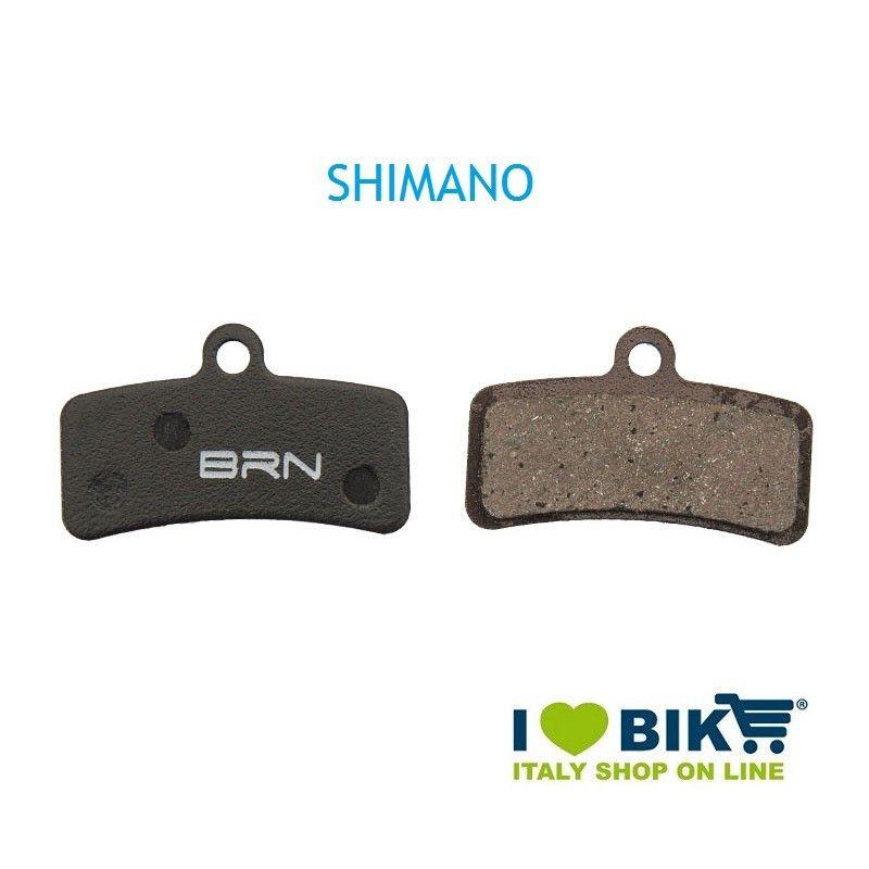 Paio pastiglie BRN organiche Shimano - Saint online shop