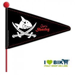Bandierina ciclo Bimbo Capt'n Sharky online shop