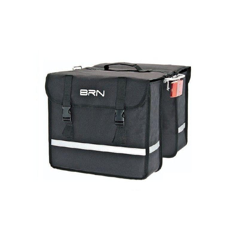 Urban Black Cordura Bags BRN BRN - 1