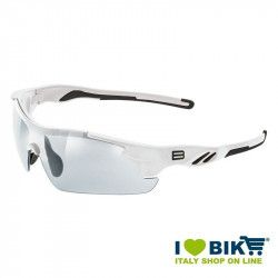 Eyeglasses BRN Arrow Fototech White