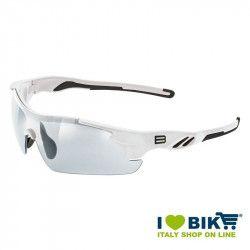 Eyeglasses BRN Arrow Fototech White