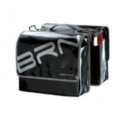 Bags bag BRN Truck fabric waterproof black