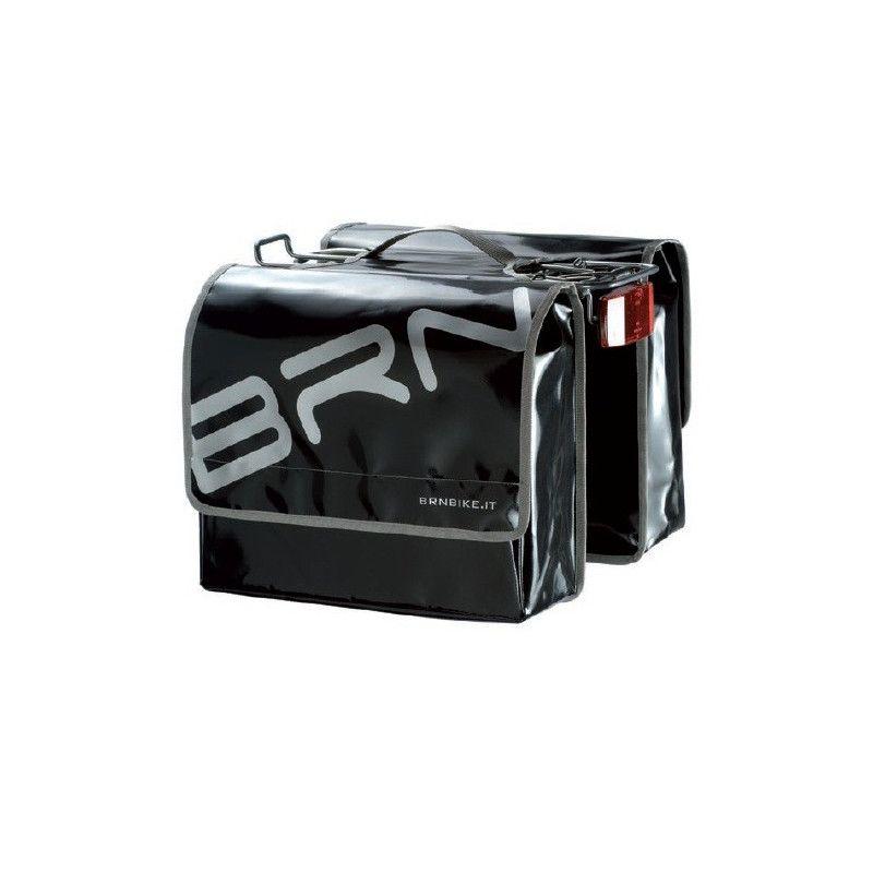 Bags bag BRN Truck fabric waterproof black BRN - 1