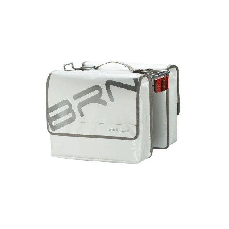 Bags bag BRN Truck fabric waterproof white BRN - 1
