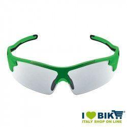 Occhiali ciclismo Arrow Fototech Verdi fluo