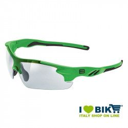 Eyeglasses BRN Arrow Fototech Green fluo