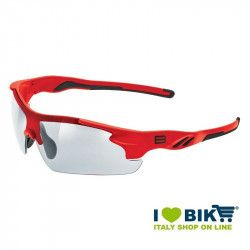 Eyeglasses BRN Arrow Fototech red