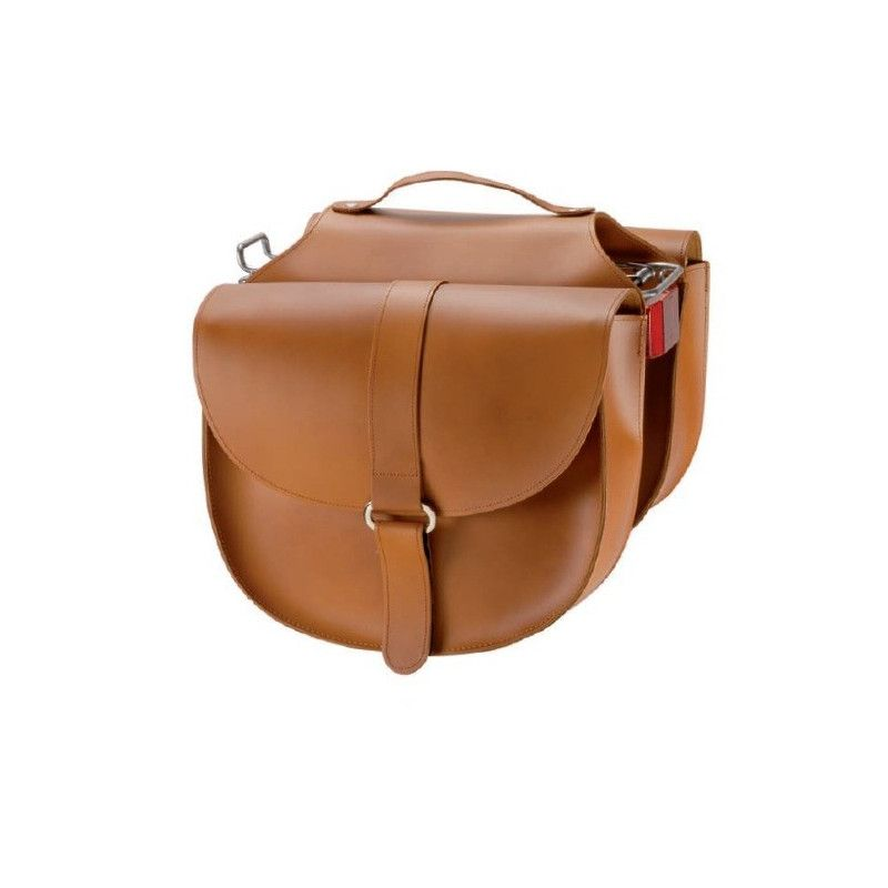 Florence leather-like Bags bag honey BRN - 1