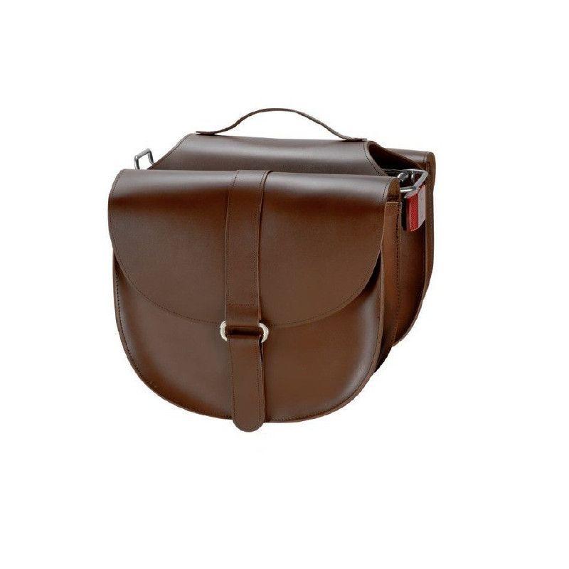 Florence leather-like Bags bag brown BRN - 1