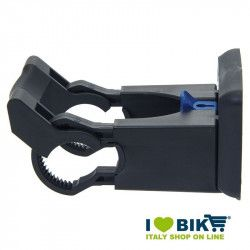 Attack of the baskets to secure the handlebar ø 25-31,8 mm