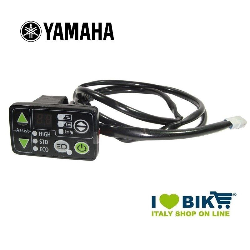 Display LED Yamaha per X94 e X01 bike shop