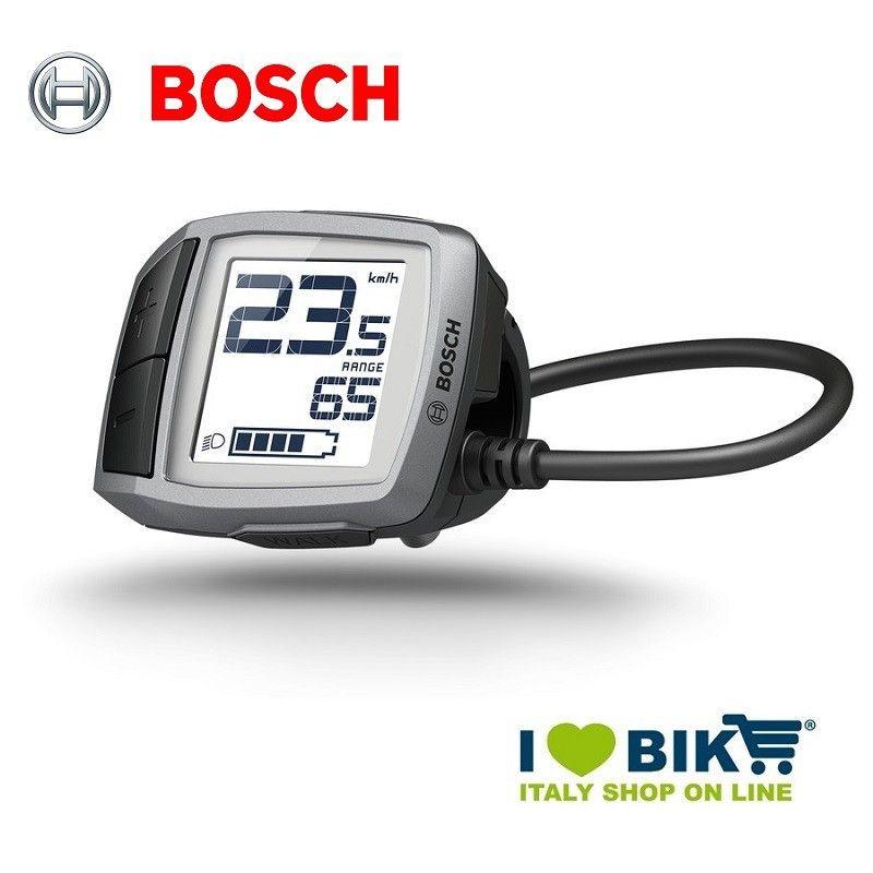 Display E-Bike Bosch Purion Active Line platino bike shop