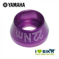 Tappo vite per motore Yamaha lilla