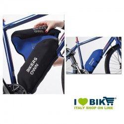 Protezione batteria BikersOwn per Yamaha blu bike shop