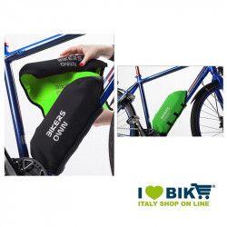 Protezione batteria BikersOwn per Yamaha verde bike shop