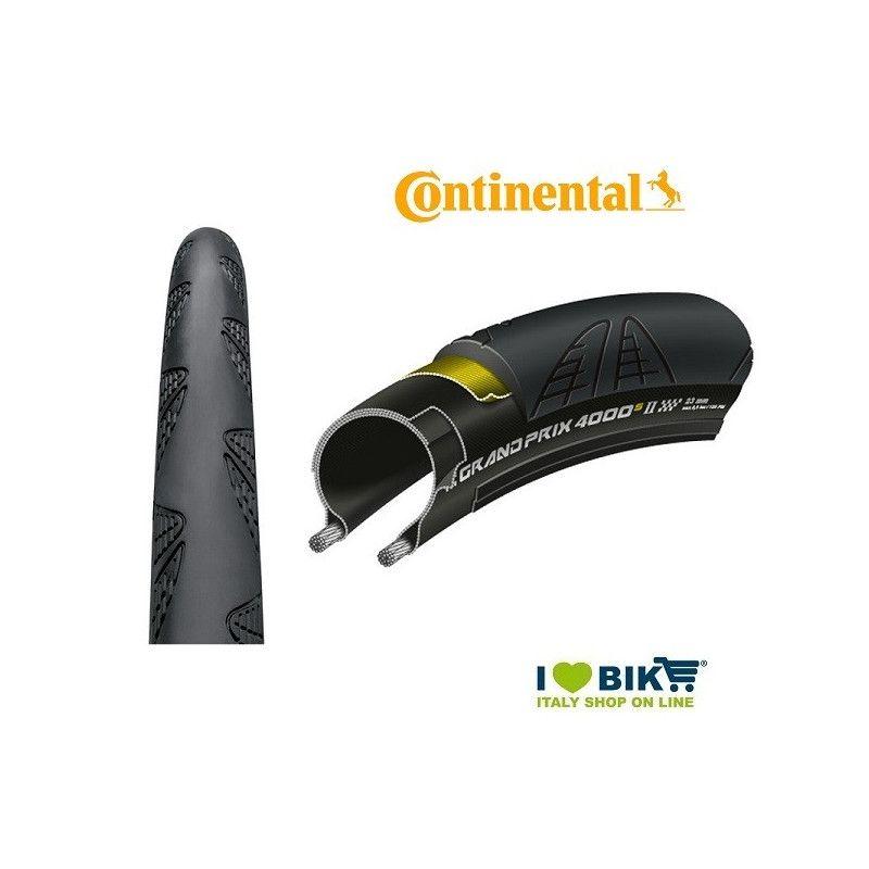 Continental Grand Prix 4000 S II 700x23 Folding Cover bike store