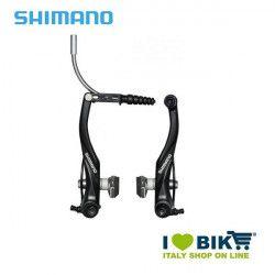Freno V-Brake Shimano BR-T 4010 posteriore nero