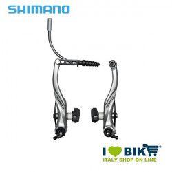 V-Brake Brake Shimano BR-T 4010 silver front