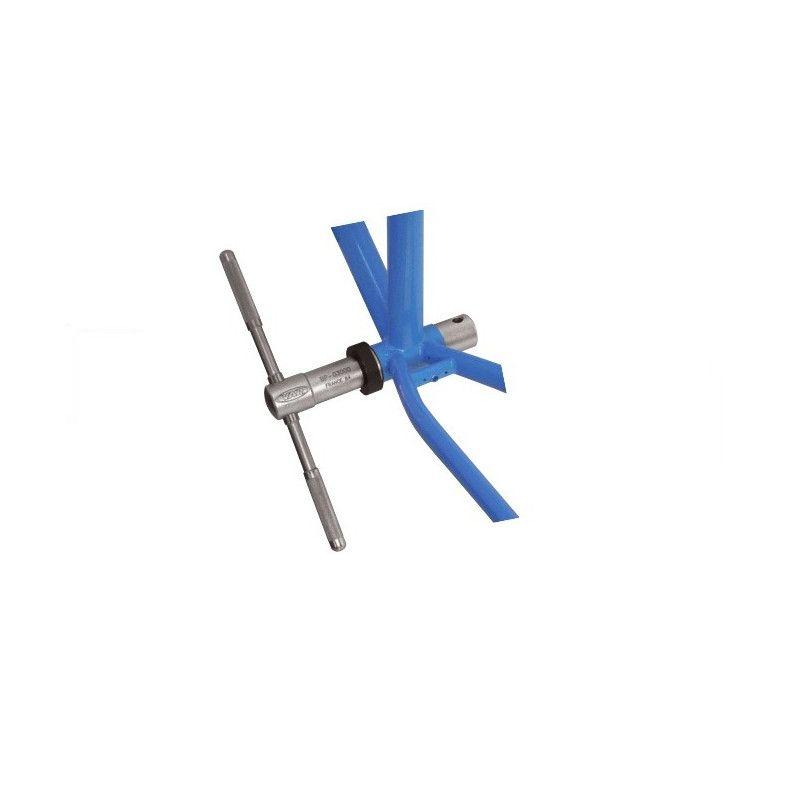 Chiave completa per montaggio/smontaggio calotta destra (Inglese - Italia)  - 1