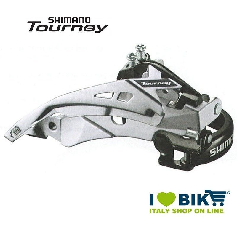 Front derailleur Shimano Tourney TY710 Dual draw from 31,6 to 34.9 Shimano - 1