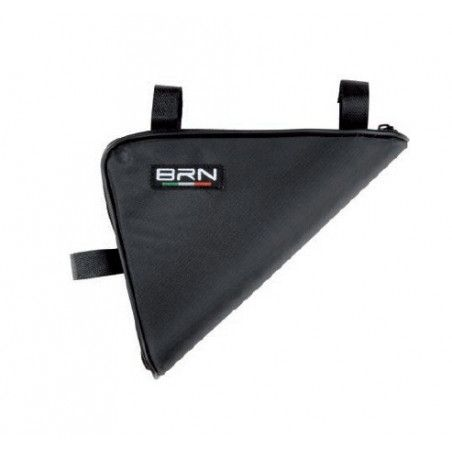 Handbag black triangle