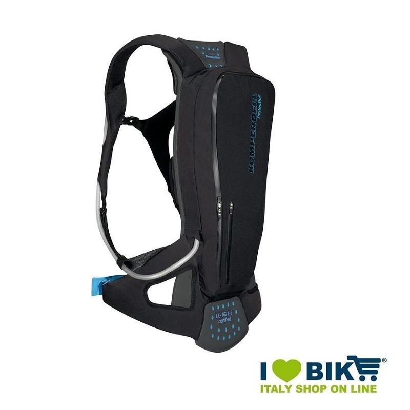 Zaino protettore Komperdell Tourpack sacca idrica 2L M  bike shop