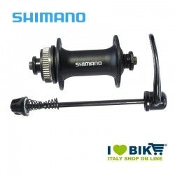 Mozzo ruota anteriore Shimano HB-M3050 36 fori center-Lock bike shop