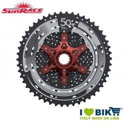 Cassetta Sunrace MTB 11v superlight 11/50 nera bike store