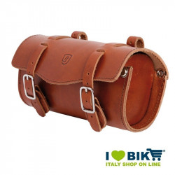 Brave Classics saddlebag in real honey leather online shop