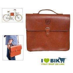 Brave Classics shoulder bag in real honey leather online shop