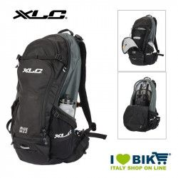 Backpack e-Bike XLC XLC BA-S82 Black/grey petroleum 23 liters