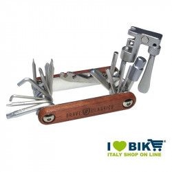 Wooden Brave Classics Multi Tool Wrenches with 20 functions online shop