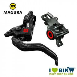 Disc brake Magura MT8 Carbon 1-finger lever with