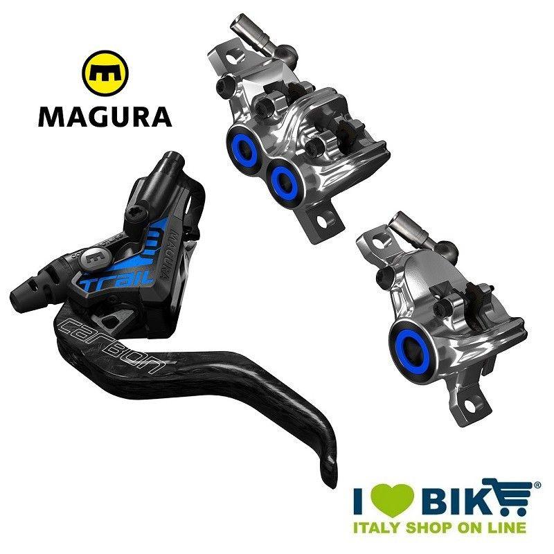 magura kit freni  Kit Freni a disco Magura MT Trail Carbon leva a 2 dita Dx+Sx shop