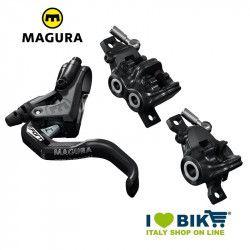 Magura MT Trail Sport 1-finger lever disc brake kit Dx+Sx