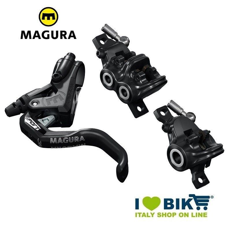 magura kit freni  Kit Freni a disco Magura MT Trail Sport leva a 1 dito Dx+Sx shop