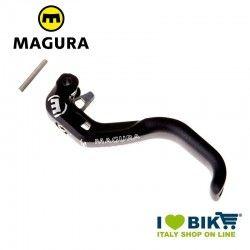 Leva freno Magura HC a 1 dito in alluminio nero con attrezzo