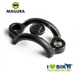 Collarino di serraggio Magura alluminio nero senza viti