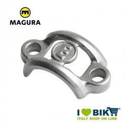 Collarino di serraggio Magura alluminio silver senza viti