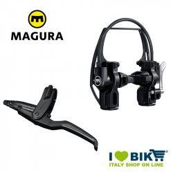 Freno V-Brake idraulico Magura HS11 leva a 3 dita nero