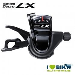 Comando cambio Shimano Deore LX SL-T 670 nero 10v DX bike shop