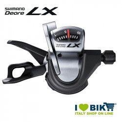 Gear lever  10v Shimano Deore LX SL-T 670 silver Shimano - 1