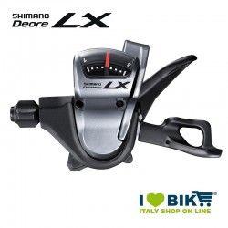 Gear lever 3v SX Shimano Deore LX SL-T 670 silver Shimano - 1