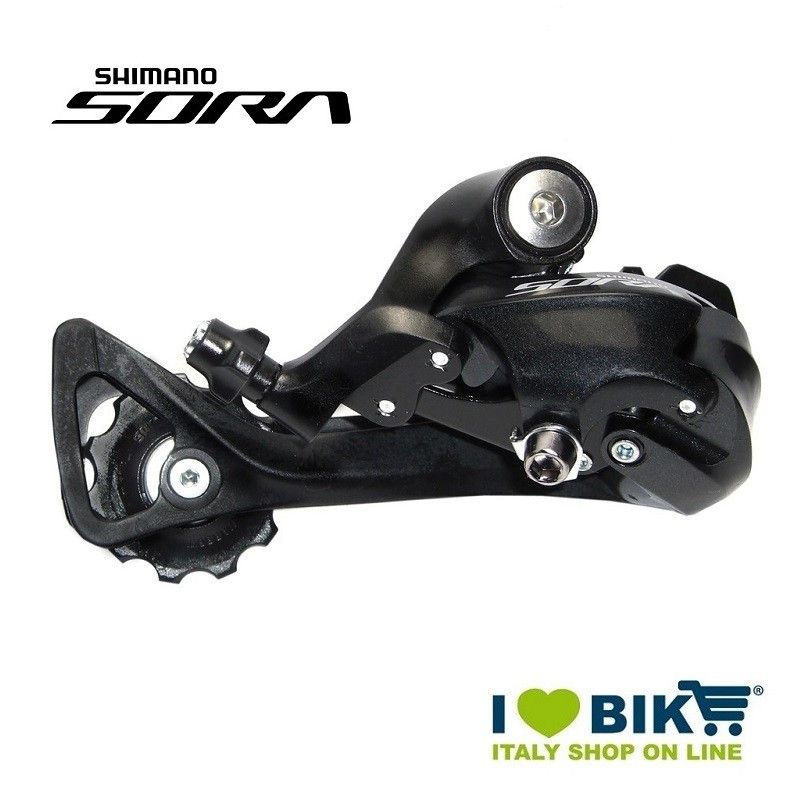 Shimano gearbox Sora RD- R3000GS 9v long leg