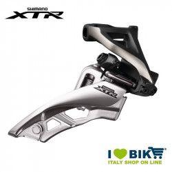 Deragliatore Shimano XTR FD-M 9000 morsetto alto tiraggio laterale