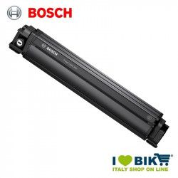 Batteria PowerTube Bosch 500 Wh orizzontale bike shop